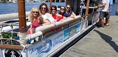 Member Kickoff Boat